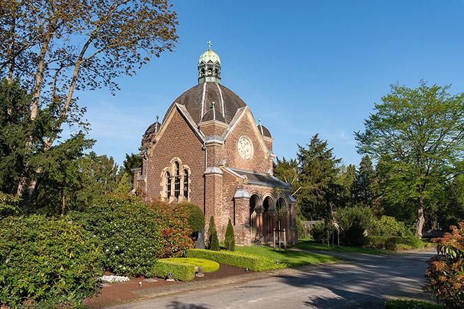 bestattungen kapelle hauptfriedhof