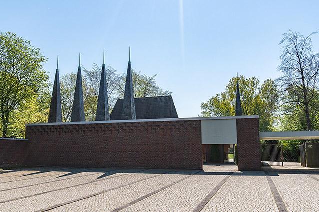 friedhof grimmlinghausen neu trauerhalle beerdigung