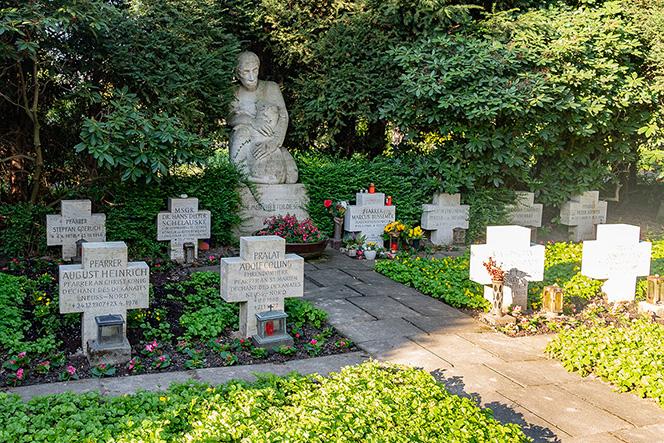 friedhöfe bestattungen hirte beisetzung