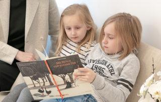 bestattungen Trauerbücherei kindern lesen