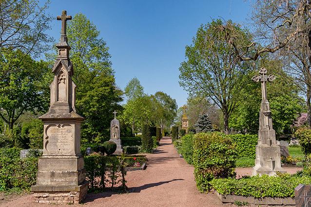 friedhöfe denkmal historisch katholisch
