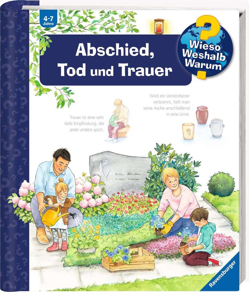 cover abschied tod trauer kinderbuch bestattungshaus anna lutter bestatter neuss bestattungen