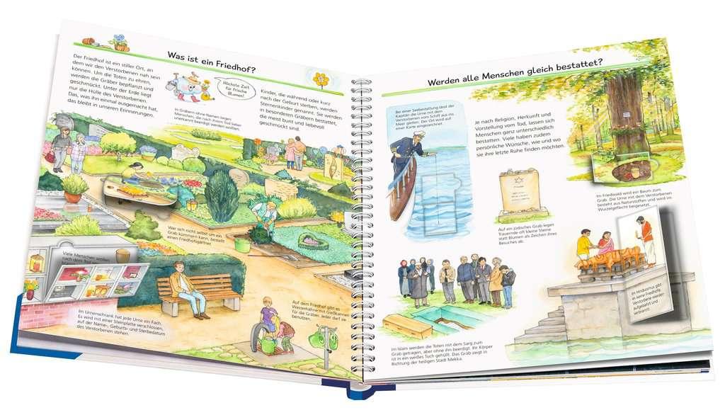 friedhof abschied tod trauer kinderbuch bestattungshaus anna lutter bestatter neuss bestattungen