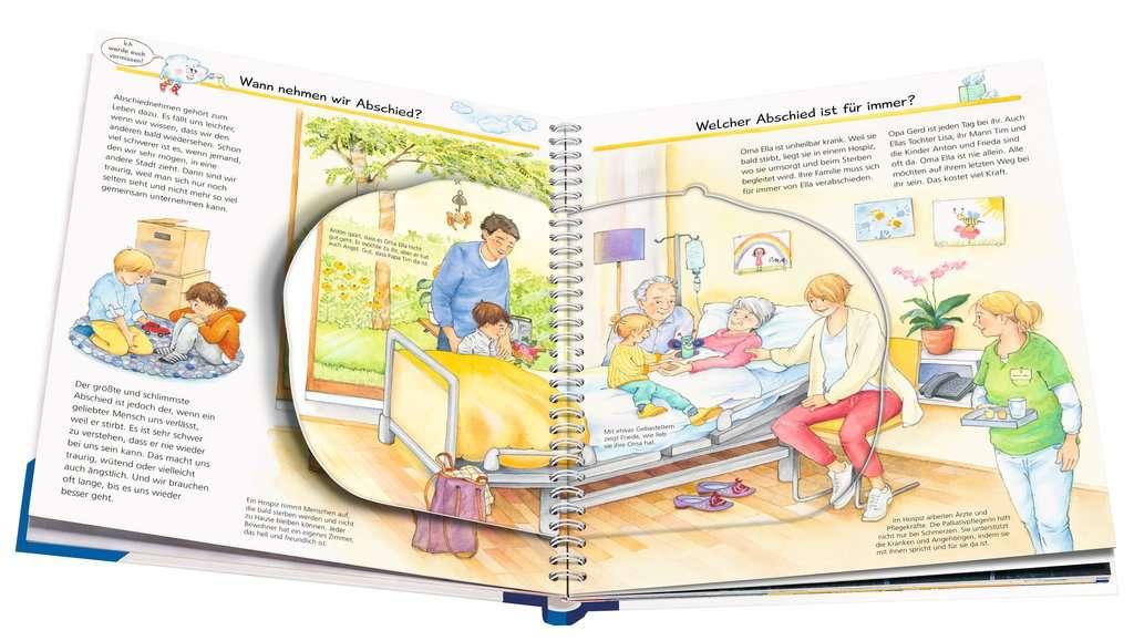 hospiz abschied tod trauer kinderbuch bestattungshaus anna lutter bestatter neuss bestattungen