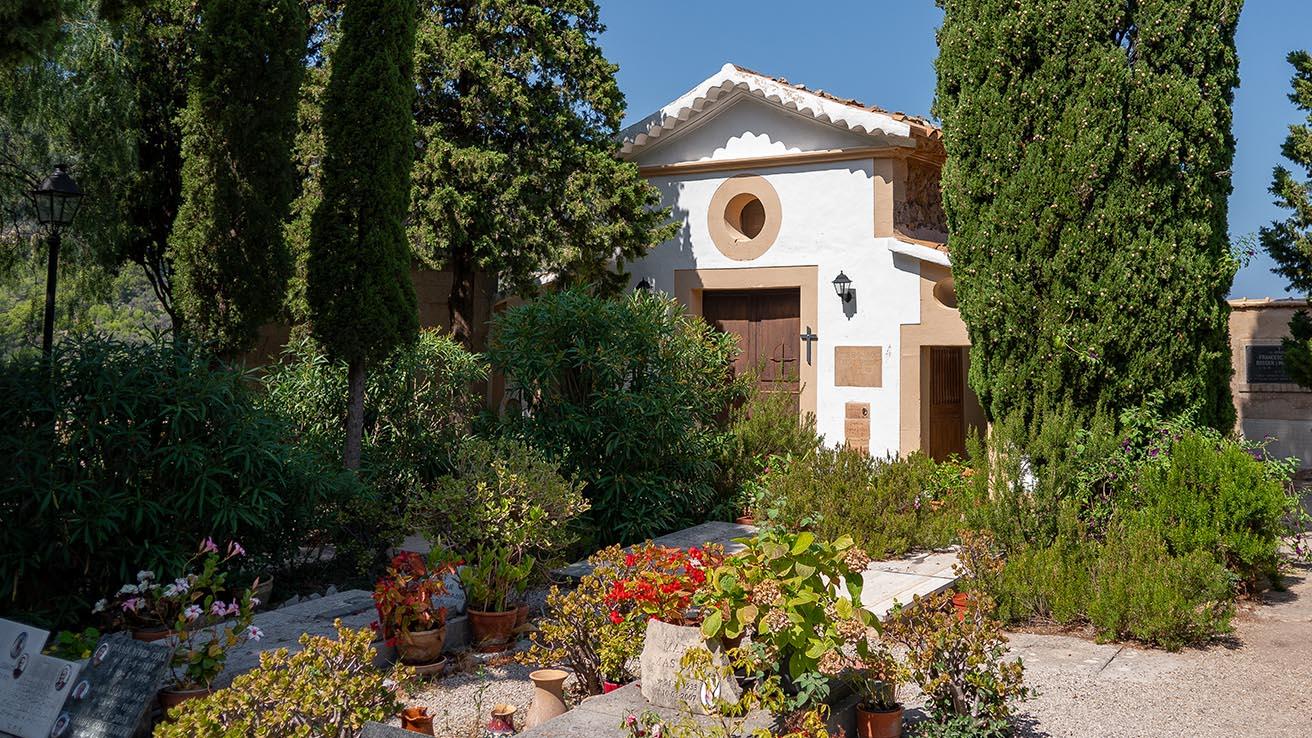 kapelle tor mallorca deia friedhof bestattungshaus anna lutter neuss bestattungen bestatter