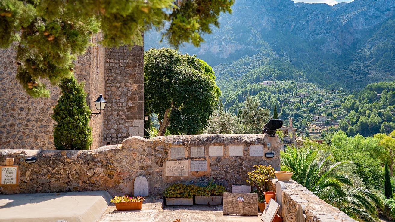 panorama 3 tor mallorca deia friedhof bestattungshaus anna lutter neuss bestattungen bestatter