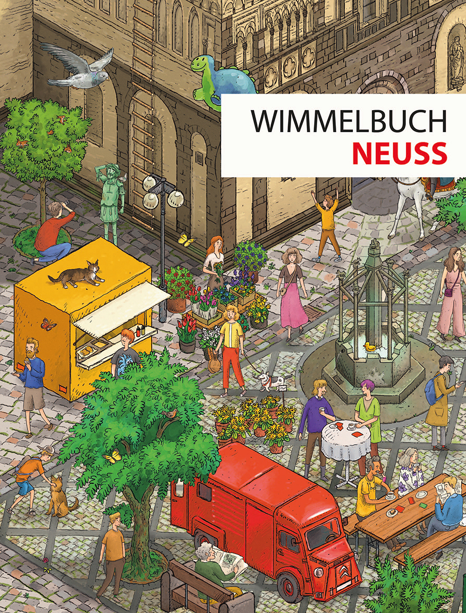 coverillustration neusser wimmelbuch